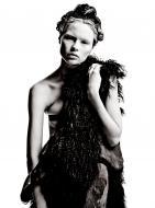 slovenian fashion model